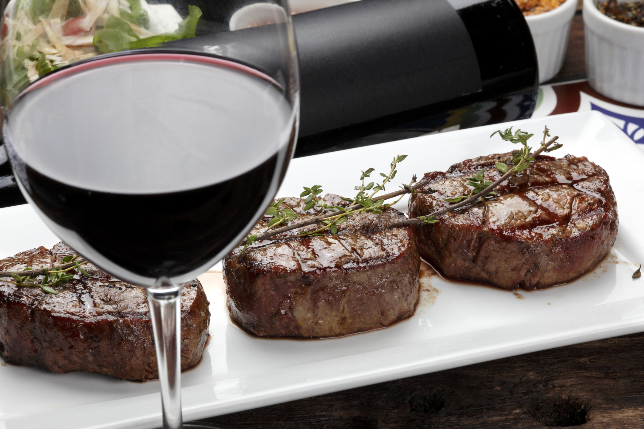 The Best Steaks, Wines, and Cigars for the Father Who Does it All