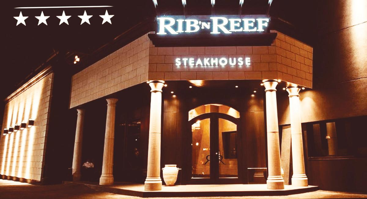 Ribn Reef Steakhouse Montreal